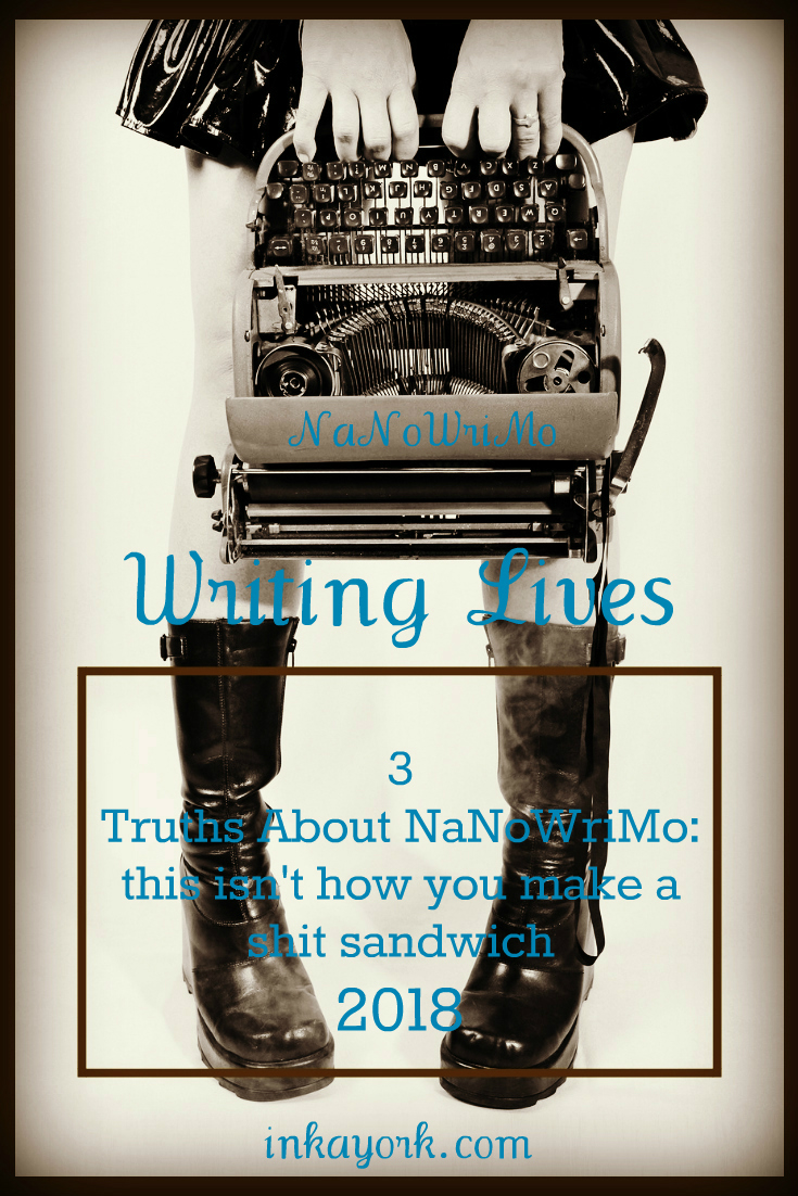 3 truths about nanowrimo
